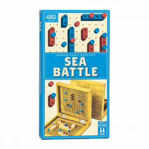 Professor Puzzle | Sea Battle Game