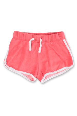 Shade Critters | Terry Shorts | Coral