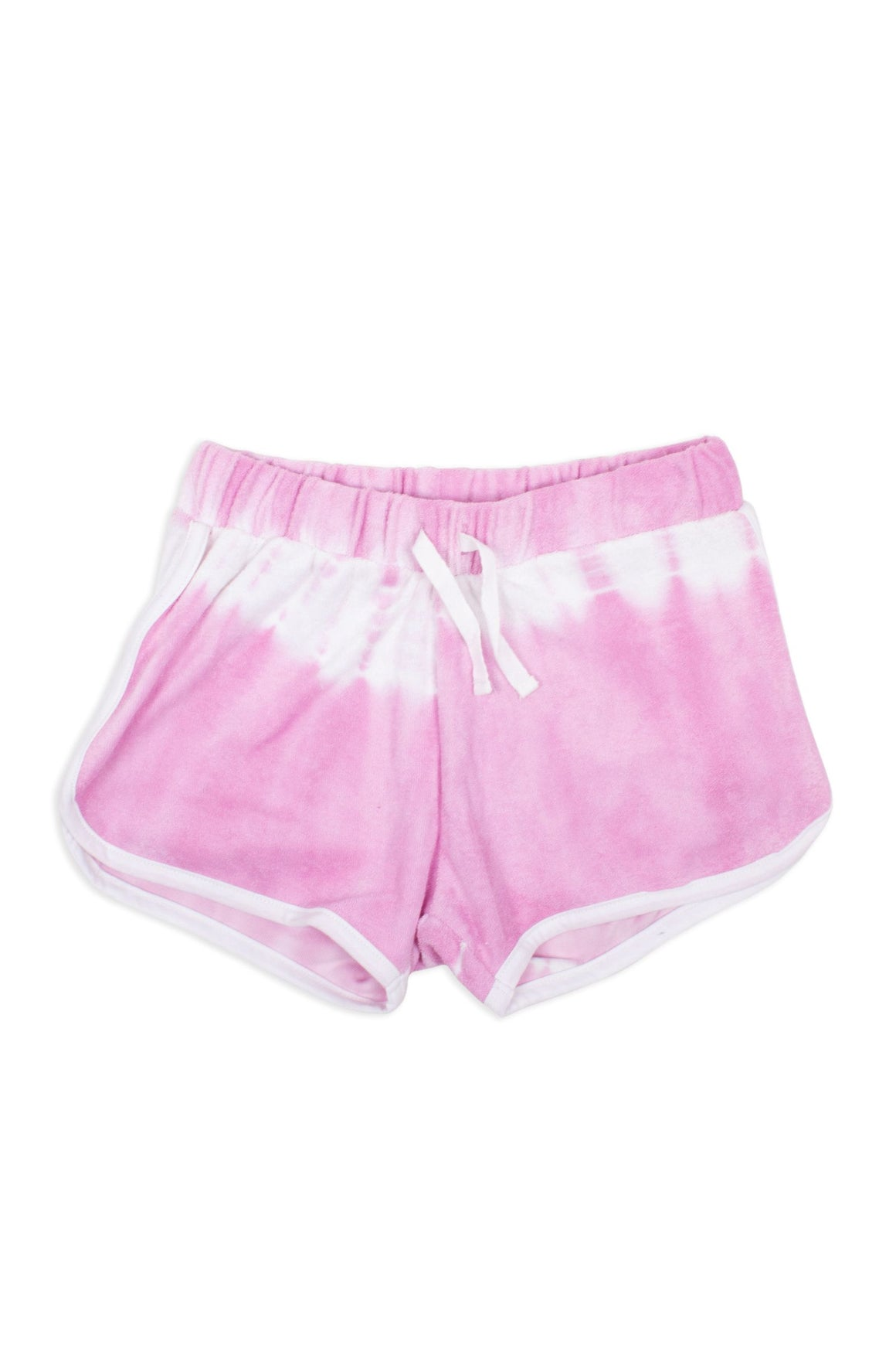 Shade Critters | Terry Shorts | Purple Tie Dye