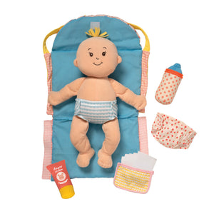 Manhattan Toy | Stella Collection, Diaper Bag Set