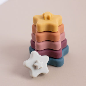 Three Hearts | Stella Star Stackers | Muted