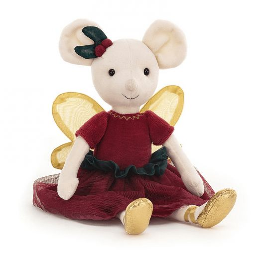 Jellycat | Sugar Plum Fairy Mouse 10""