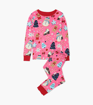 Hatley | Sugar Rush Organic Cotton Pajama Set