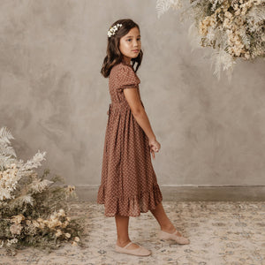 Noralee | Wendy Dress | French Flower