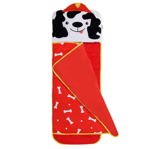 Wildkin Olive Kids | Wild Bunch Dalmatian Plush Nap Mat