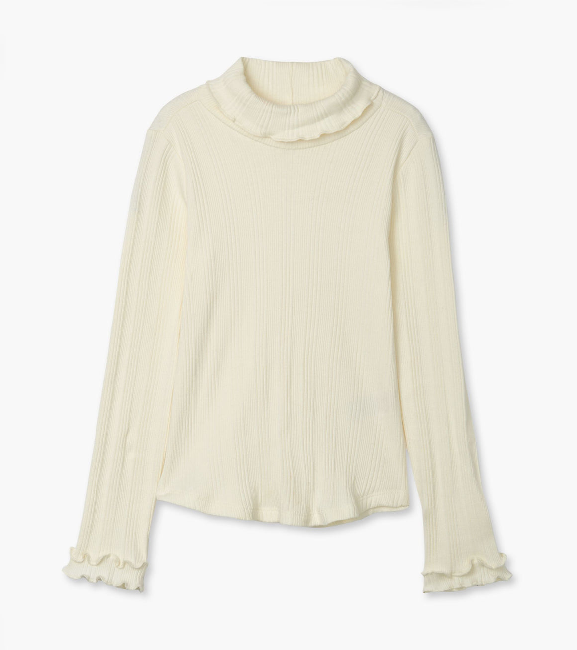 Hatley | Winter Cream Turtleneck