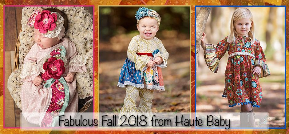 Sweetness is...NEW Spring 2017 by Haute Baby