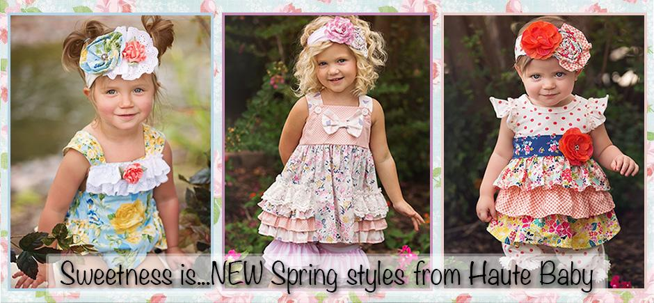 Simply Magical...Pre-Order Frilly Frocks