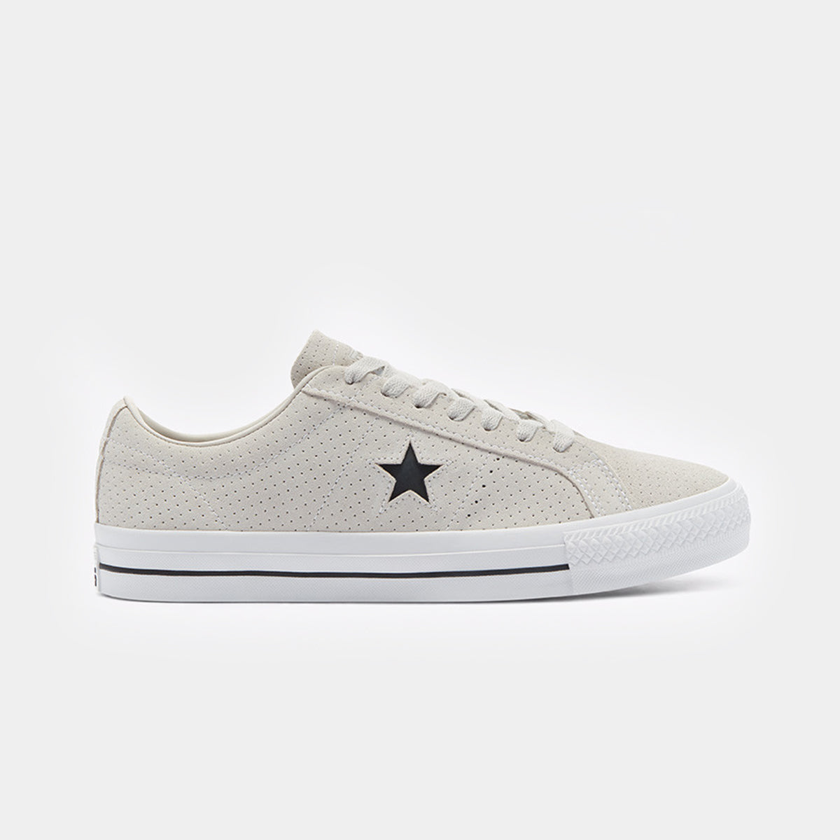 CONVERSE ONE STAR PRO OX - PALE PUTTY/WHITE