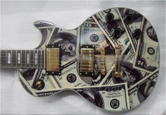 Top quality Vintage LP G CUSTOM guitar $$$$$$$ - Zion Graphic Collectibles