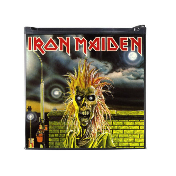 Iron Maiden Classic Man Cave Refridgerator - Zion Graphic Collectibles
