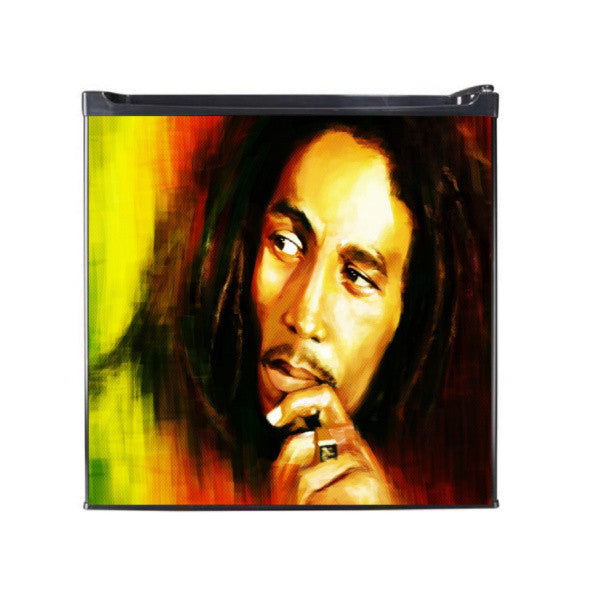 Rasta Classic Man Cave Refridgerator - Zion Graphic Collectibles