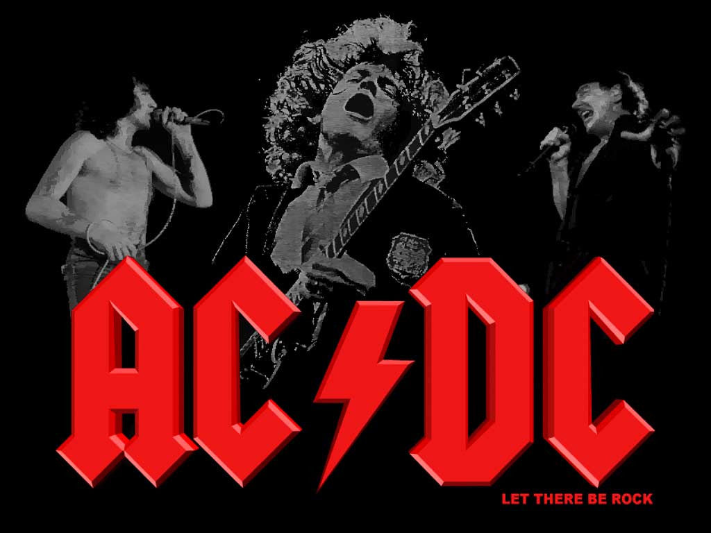 AC/DC Classic Poster - Zion Graphic Collectibles