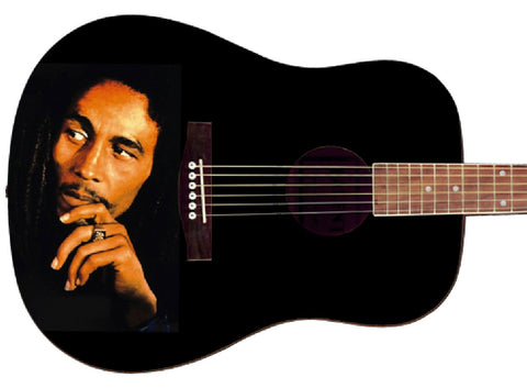 Bob Marley Custom guitar