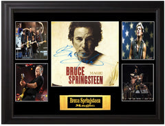 Bruce Springsteen Autographed LP Magic - Zion Graphic Collectibles