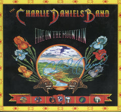 Charlie Daniels Band Autographed Album - Zion Graphic Collectibles