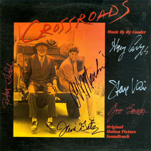 Crossroads Movie Soundtrack - Zion Graphic Collectibles