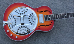 Grote Resonator guitar - Zion Graphic Collectibles