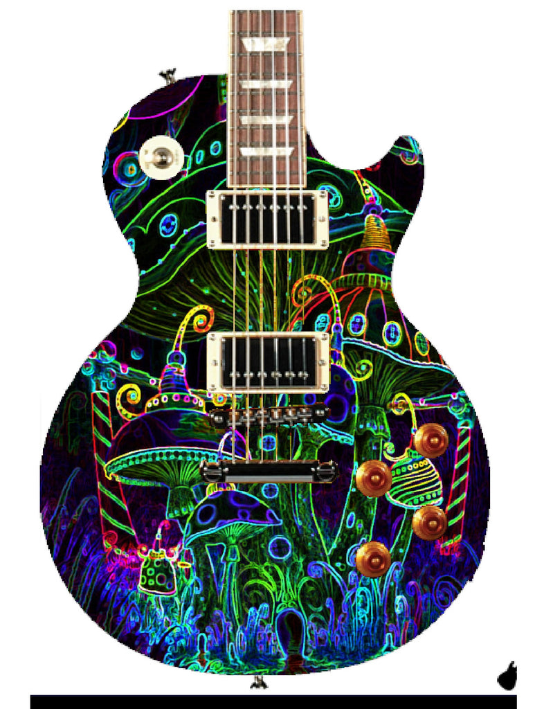 Gibson Epiphone Les Paul Guitar - Zion Graphic Collectibles