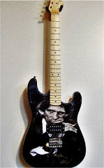 Keith Richards Autographed Guitar