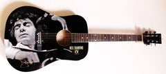 Neil Diamond Autographed Guitar - Zion Graphic Collectibles