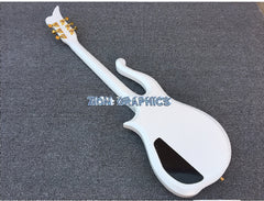 Prince Cloud Guitar - Zion Graphic Collectibles