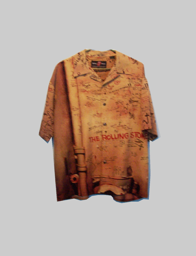 Rolling Stones Dragonfly Collectible shirt