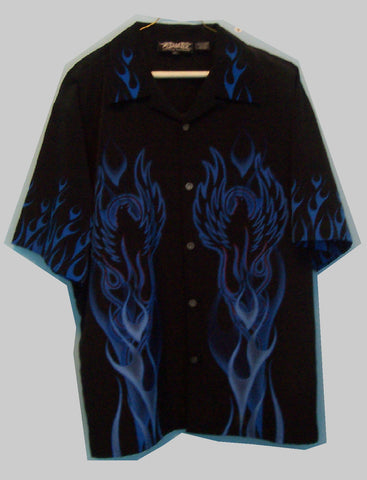 Dragonfly Flame Shirt