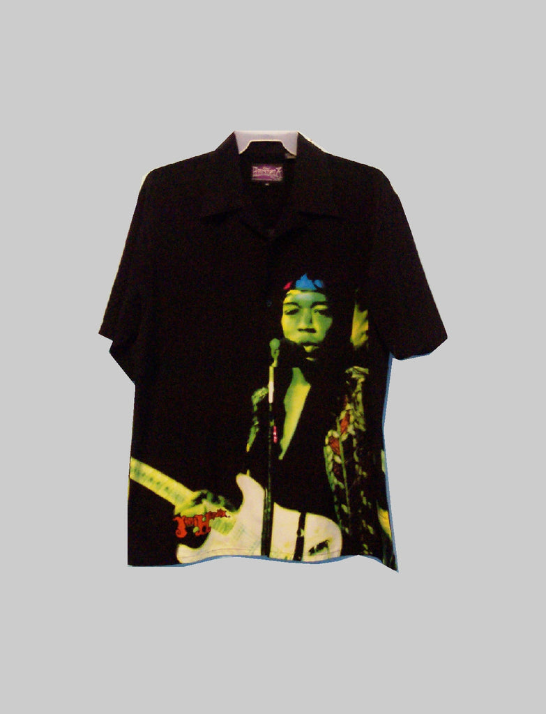 Jimmi Hendrix Dragon Fly Shirt