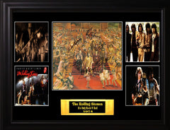 "The Rolling Stones Autographed ""It's Only Rock N' Roll "" Album - Zion Graphic Collectibles"