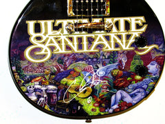 Santana Autographed Gibson Epiphone Les Paul Guitar - Zion Graphic Collectibles