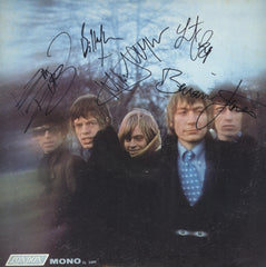 Rolling Stones Autographed Between the buttons lp - Zion Graphic Collectibles