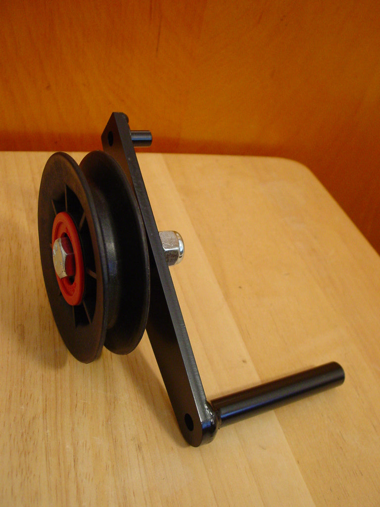 Air Pump Idler pulley, 81-87 2F with PS