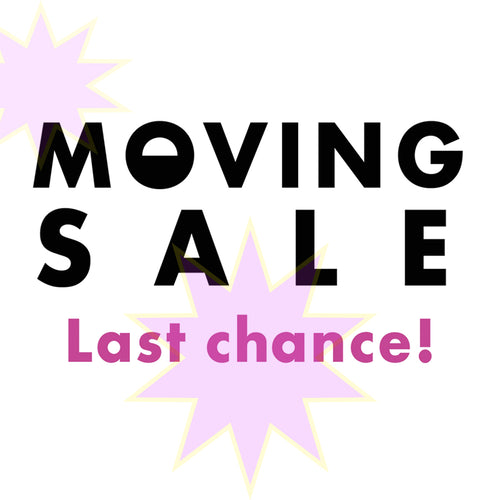 Moving Sale Part 2