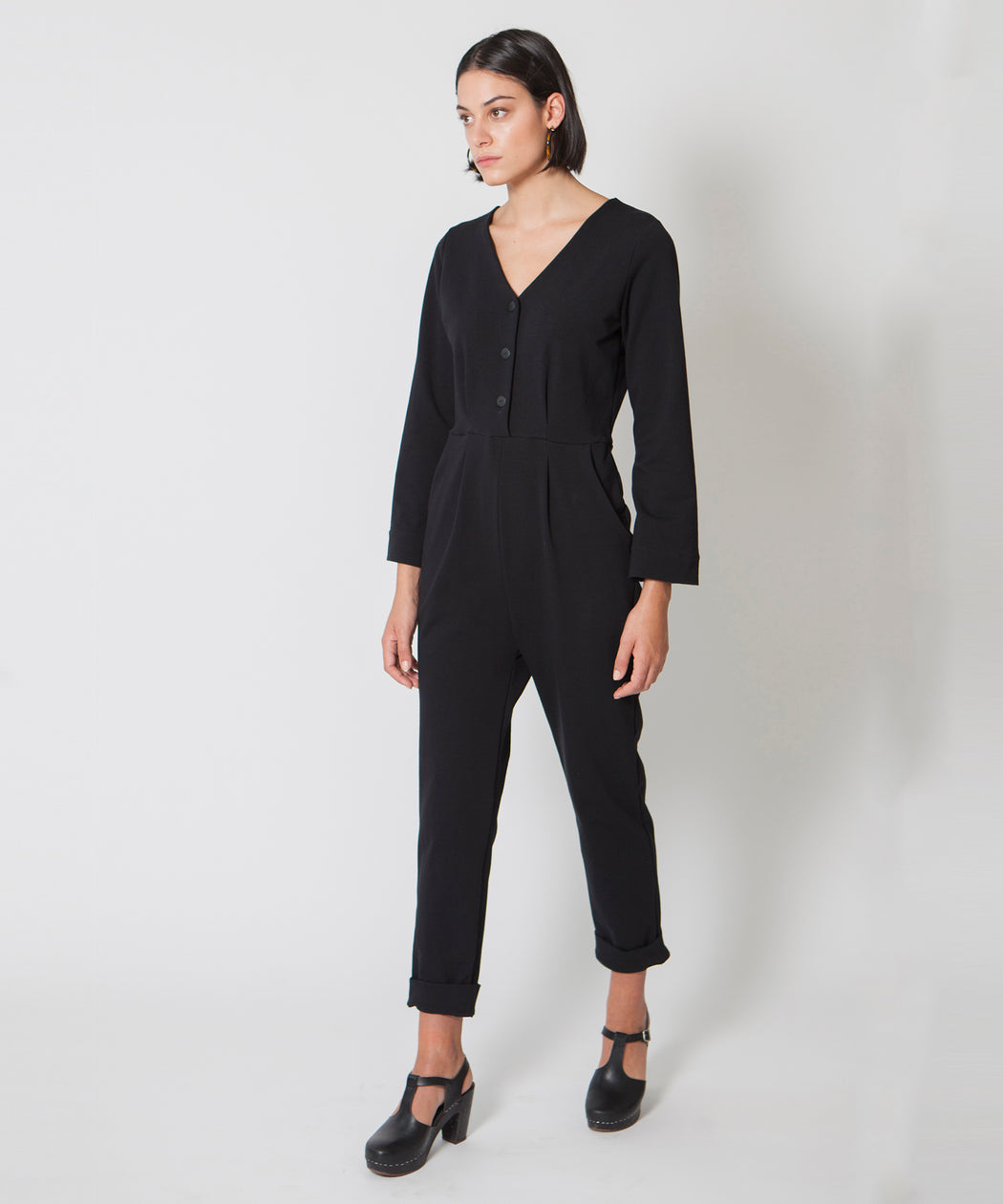 Anders Jumpsuit - Black