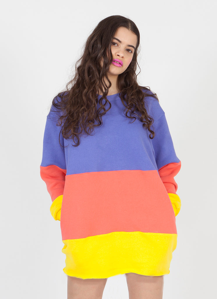 BEACH Sweatshirt - Brights