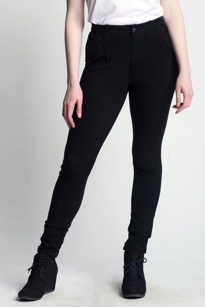 Trouser Sweats V3 - Black - Skinny Sweats - 1