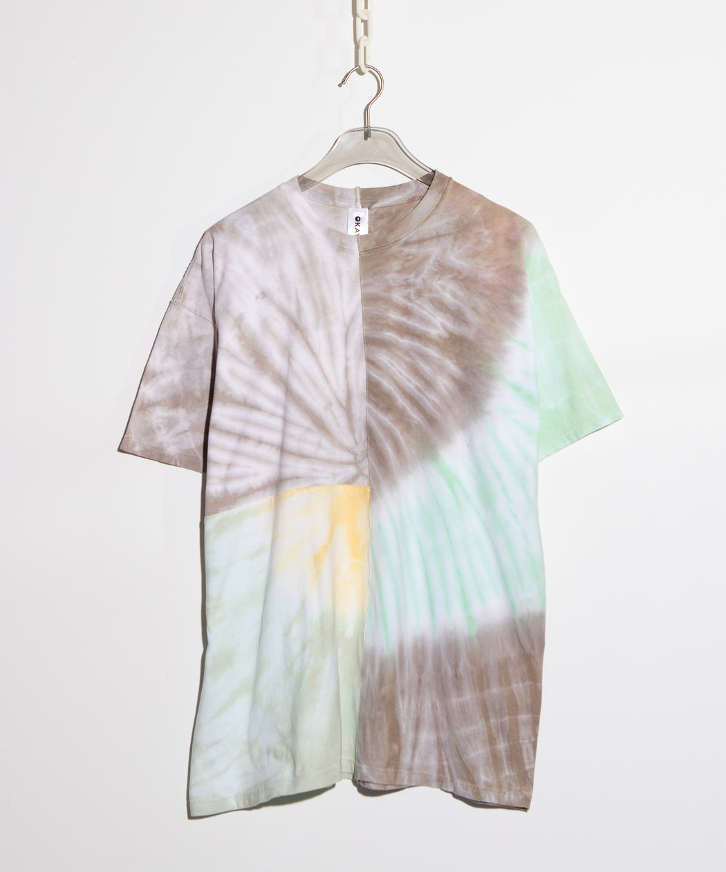 Tie Dye Collage - Large