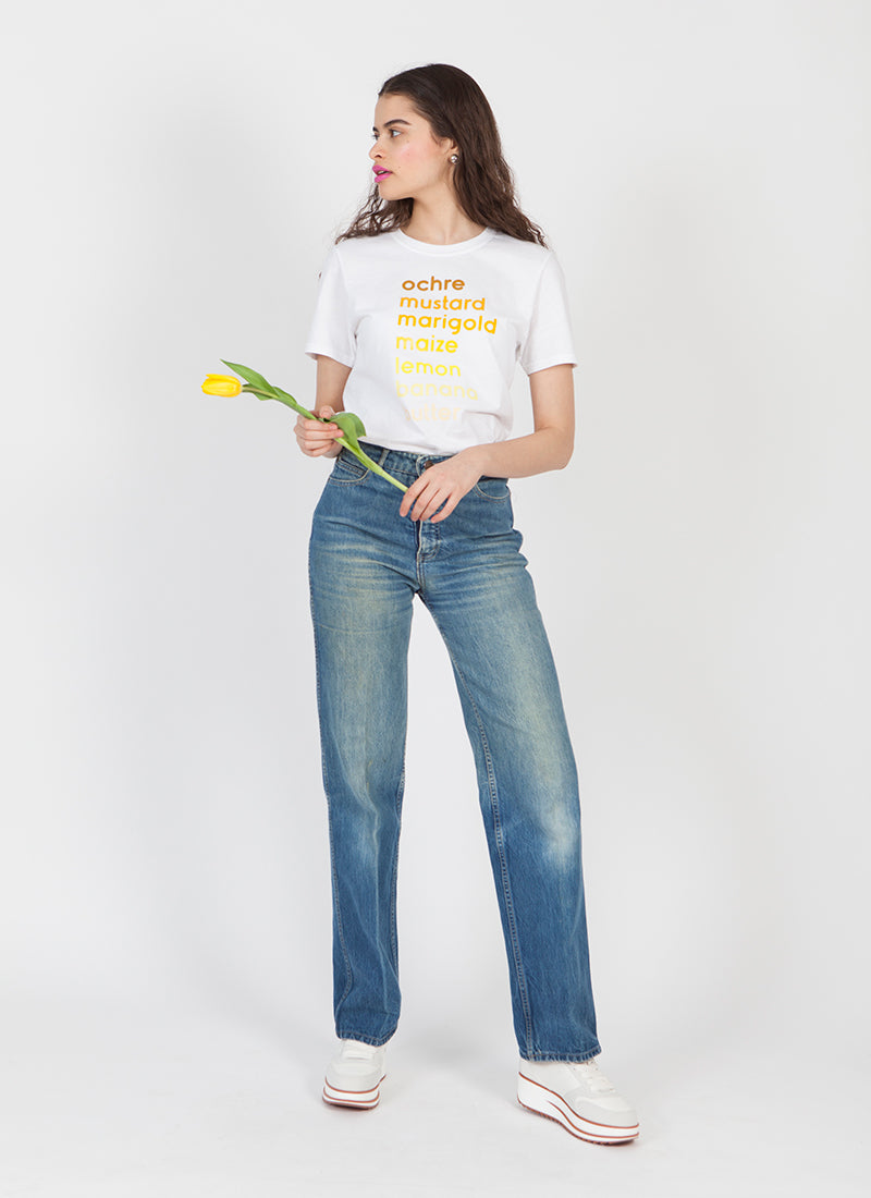 Yellow Shade Tee