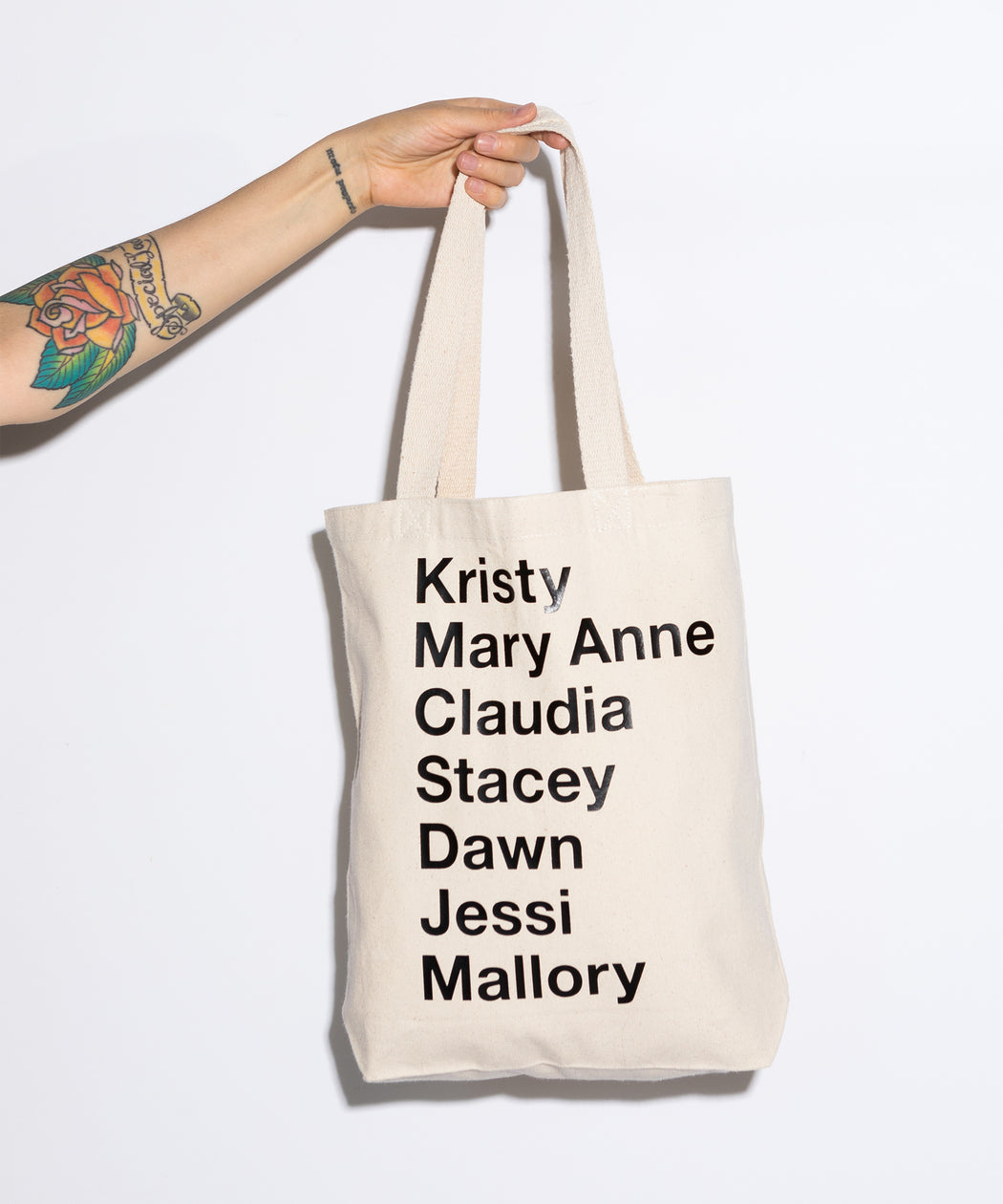 Baby-Sitters Club Tote - Natural
