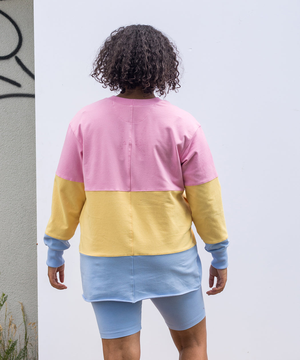 Pastel Beach Sweatshirt