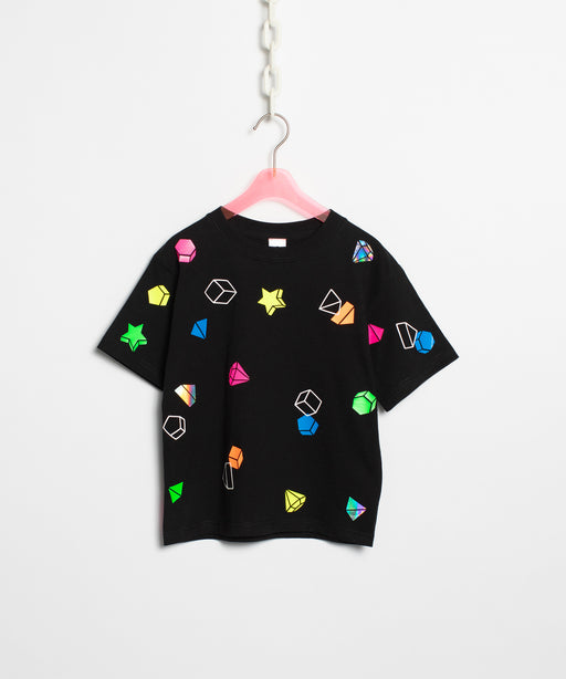 Kids - Neon Shape Tee