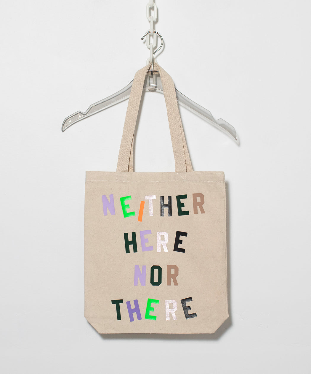 Neither Here Nor There Tote