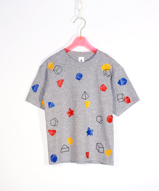 Kids - Primary Shape Tee