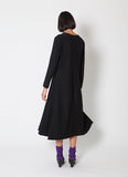 SALEM Cotton Midi Dress
