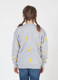 Yellow Lightning Sweatshirt - KIDS