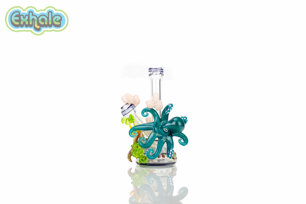 Chaka x Carl C4 x Stephen Rhoades - Reef Life Mini Tube
