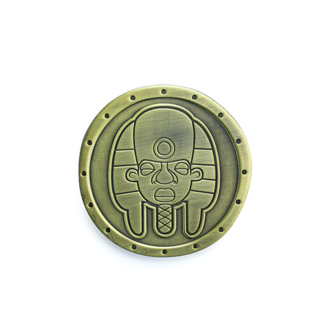 Danny Camp - Tomb Raider Coin
