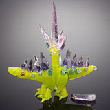 Elbo x Joe Peters - Amethyst Stegosaurus