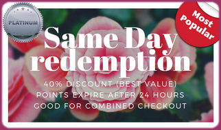 Same-Day-Redemption
